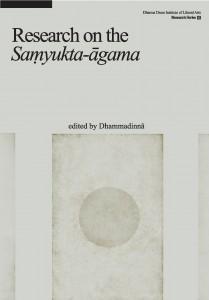 Research on the Saṃyukta-āgama - cover thumbnail